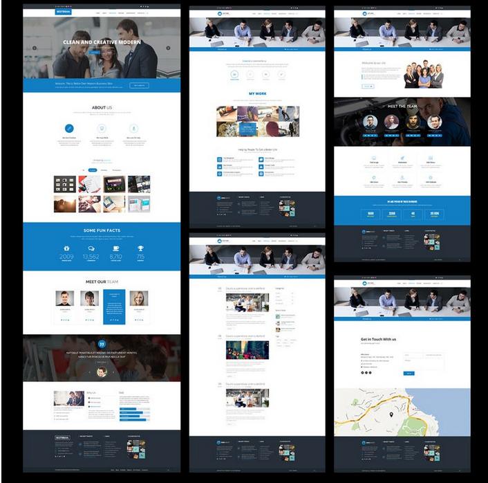 企业如何网页设计公司进行沟通,网页设计沟通技巧