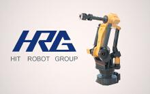 HRG  哈工大机器人集团   6轴新型机械臂