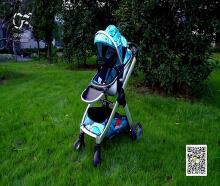 产品功能——婴儿车