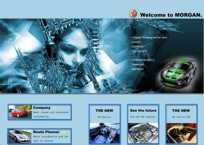 网页设计方法,如何让你的网站脱颖而出