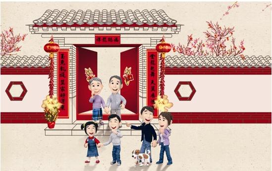 鸡年拜年祝福短信,春节怎么给朋友拜年