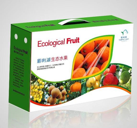水果包装设计的必要性,水果包装设计要求