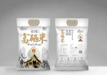 5公斤大米包装设计