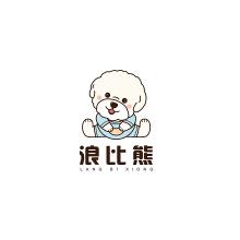 【优行创意设计】浪比熊 插画卡通设计 logo设计 提高品牌辨识度 树立品牌形象 传播品牌故事
