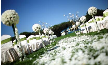 草坪婚礼需要注意什么,在草坪举行婚礼必须了解的14件事