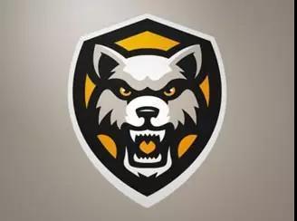 狼元素标志设计应该是什么样,是目光炯炯还是可爱嘻嘻