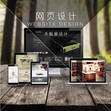 【天极星】【网页设计】网页设计/UI设计/电商设计