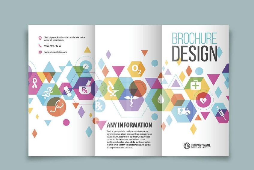 市面最全企业宣传册设计类型盘点,哪一种适合你