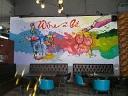 威客服务:[99697] 广东墙绘 涂鸦 各种手绘 壁画等