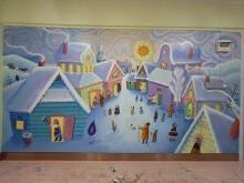 威客服务:[99696] 广东墙绘 涂鸦 各种手绘 壁画等