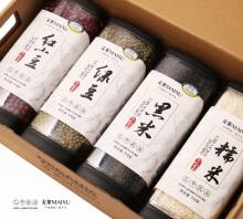 上海麦絮大米杂粮 品牌策划