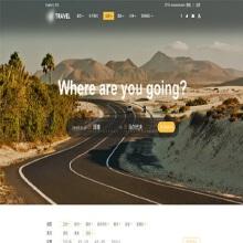 """二次开发-""""旅游网站"""""""
