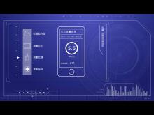 MG动画2D+3D建模_天使健康老人手机15秒广告