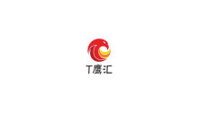 TCL-T鹰汇logo设计