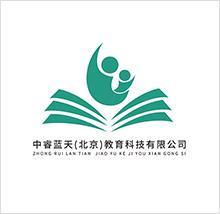 中睿蓝天logo