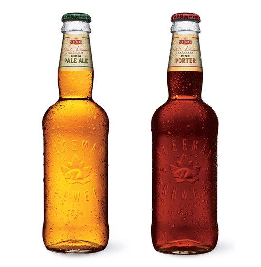 啤酒瓶设计欣赏