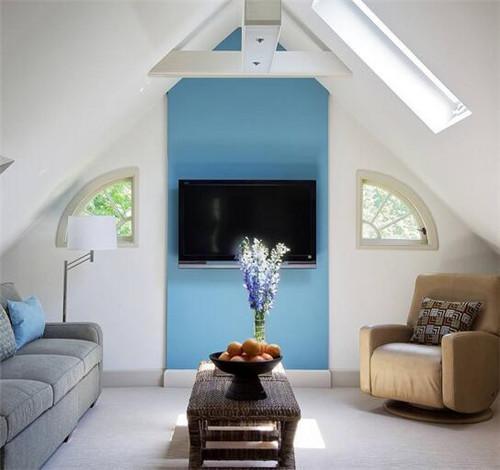 阁楼装修方法----卫生间简单装修