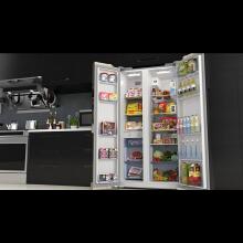美的535冰箱产品广告
