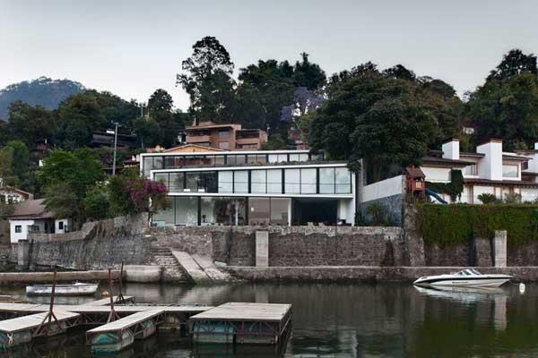 墨西哥Casa Diaz豪华住宅设计