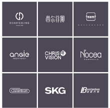 企业logo设计/品牌logo设计精选