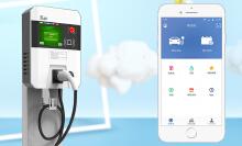 共享充电桩 扫码支付 智能充电桩 公众号小程序APP软硬件方案开发