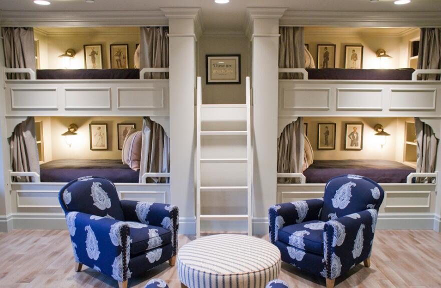 好看的寝室怎么设计?10个好看的创意寝室设计案例欣赏