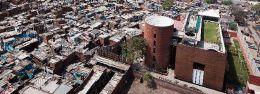 印度电影公司的总部办公室建筑设计欣赏