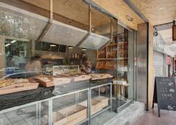欧式风格面包房设计图片欣赏