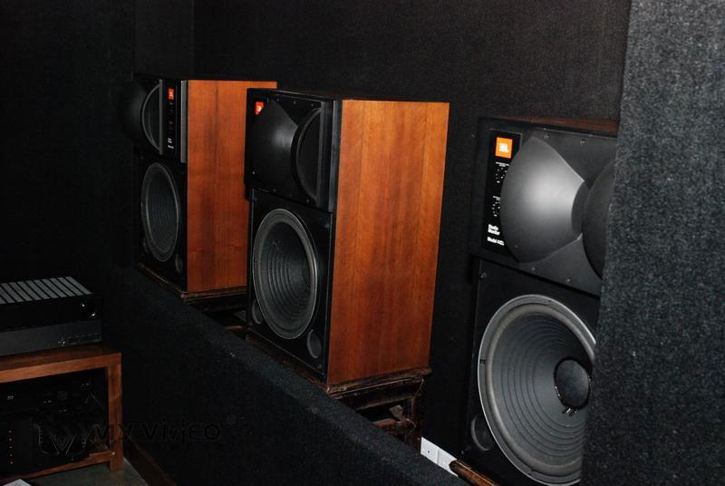 一心新视听室装修整体效果展示分享
