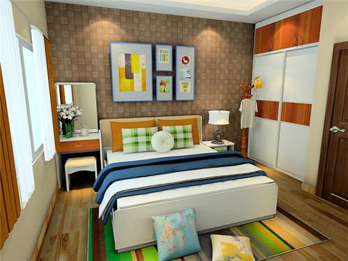 起居室合理装修及卧室装修的注意事项
