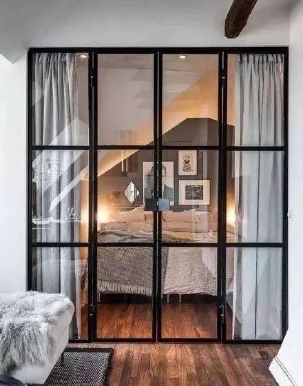 玻璃隔断——给你一个明亮的家