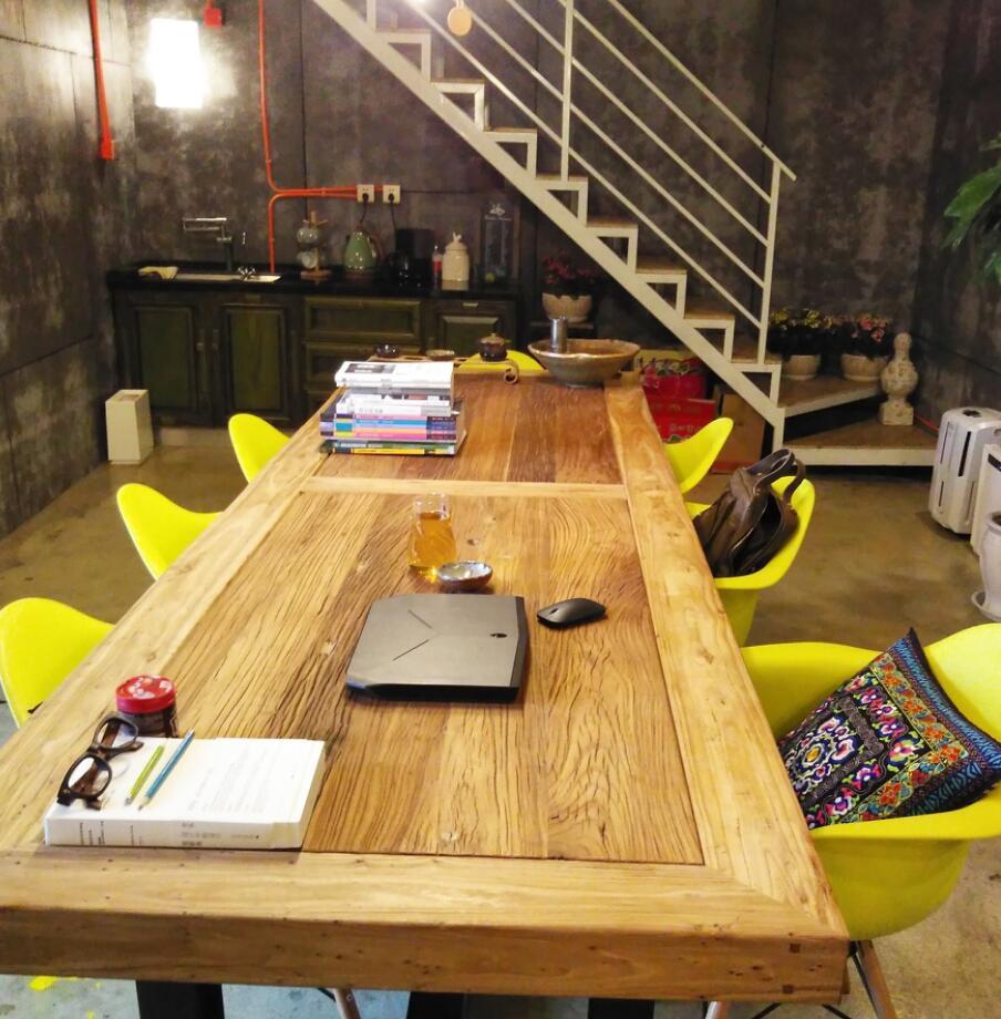 设计室办公会议桌设计作品欣赏