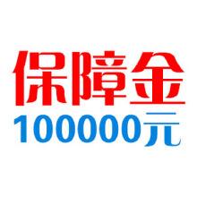 威客服务:[110823] 保障金100000元
