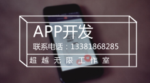 威客服务:[112236] APP开发