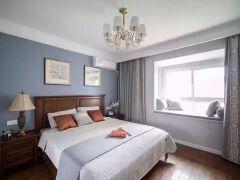 2018卧室飘窗设计,好养眼的飘窗效果图