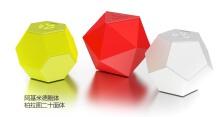 柏拉图多面体  platon polyhedron speaker