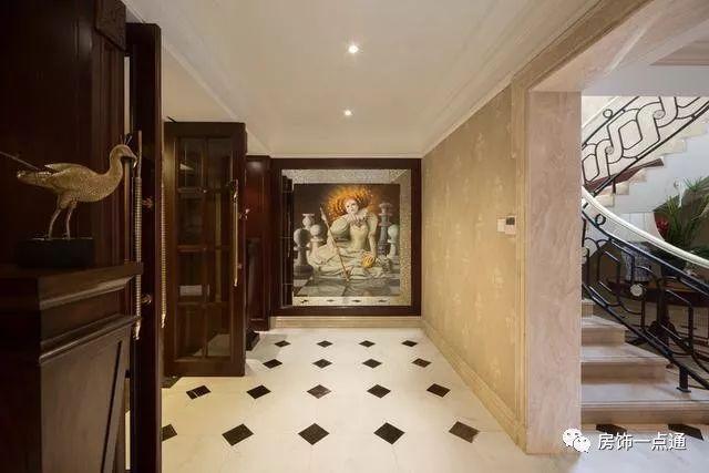 英式别墅设计,营造优雅沉稳的家!