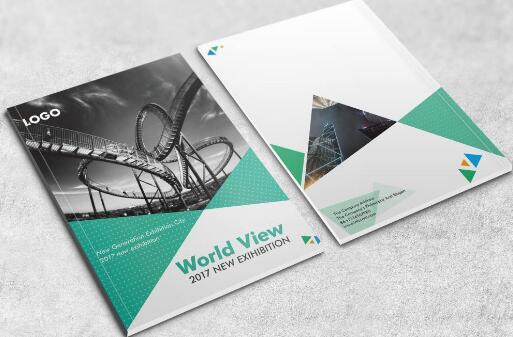 企业画册封面设计的几个要点,企业画册封面设计欣赏