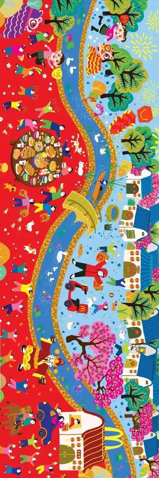元旦海报设计素材免费下载,品牌借势元旦海报设计欣赏