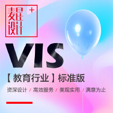 VIS设计-【教育行业】标准版VI设计