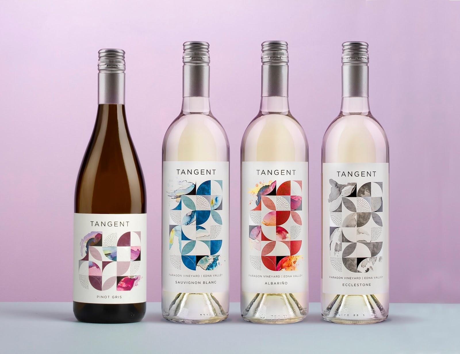 酒包装设计欣赏_100款高档美观的酒瓶设计图片欣赏-一品威客网