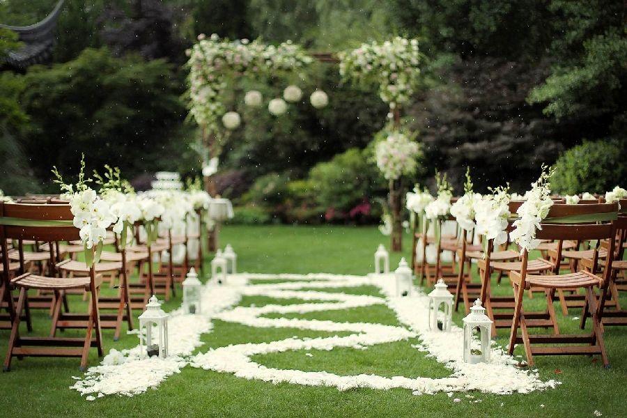 2019清新的郊外婚庆策划方案,绿色个性郊外婚庆策划