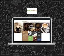 【企业网站】上海哈宾克咖啡官网