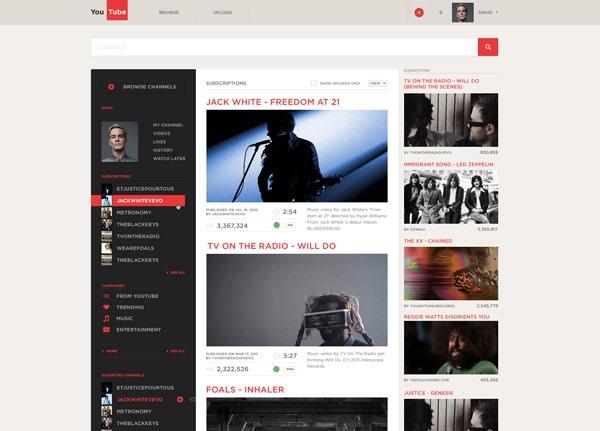 国外社交网站设计案例欣赏