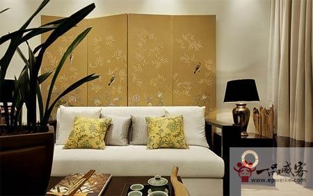 中式古典软装搭配设计欣赏2