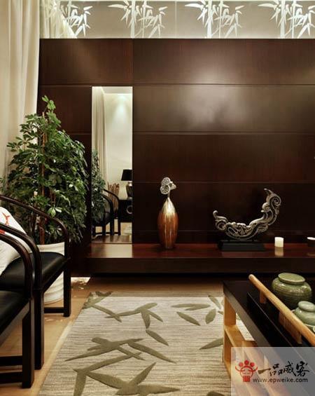 中式古典软装搭配设计欣赏3