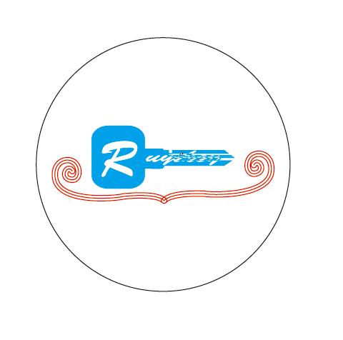 深圳如意汽车电子公司logo设计