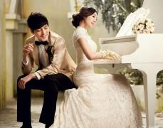 新人拍婚纱照攻略 婚纱照片处理及美化