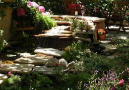 中国古代庭园景观设计的特点 庭院景观的特点