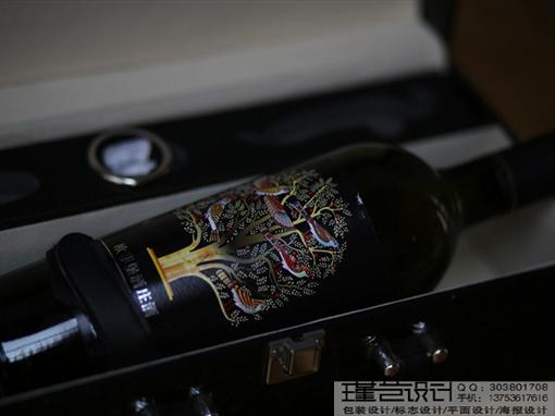 葡萄酒设计